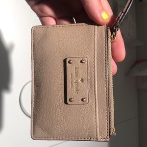 Kate Spade Coin/card wallet